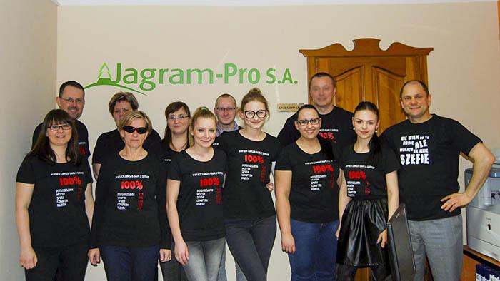 zespół jagram-pro sa