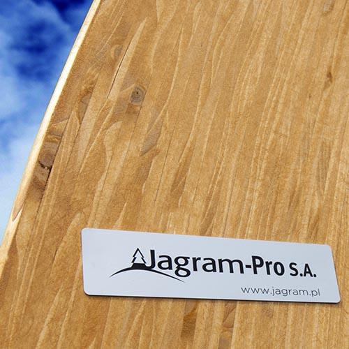 Produkty Z Drewna Gięto Klejonego Jagram Pro Sa