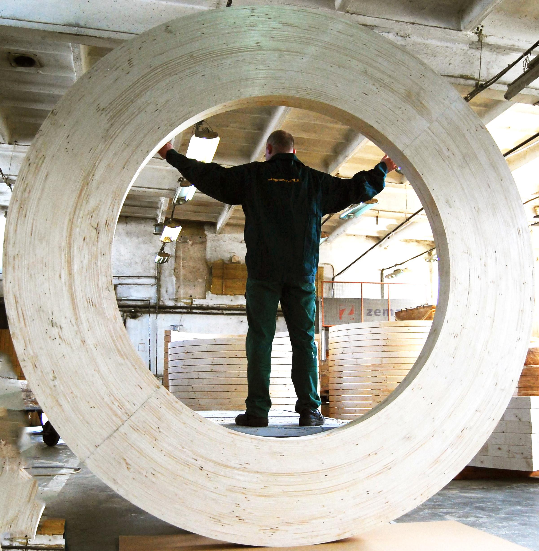 KDK BSH Konstrukcyjne Drewno Klejone